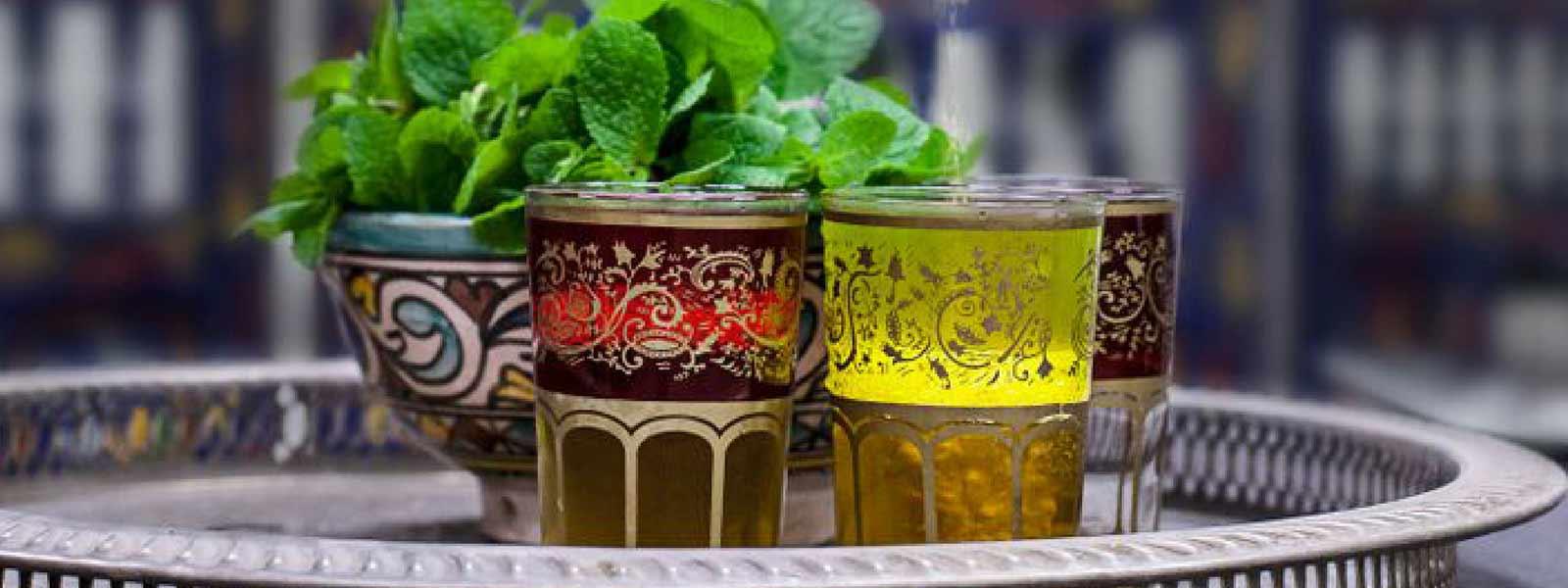 Moroccan Tea glasses glasswear