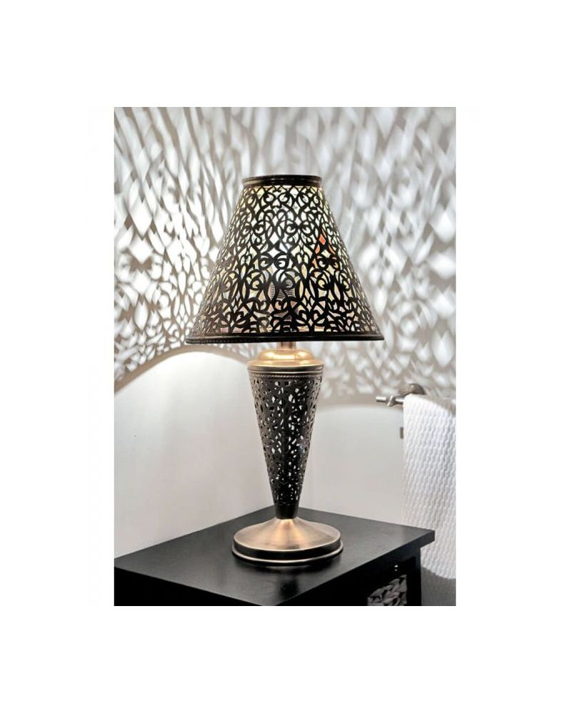 Amina Table Lamp (Lantern)