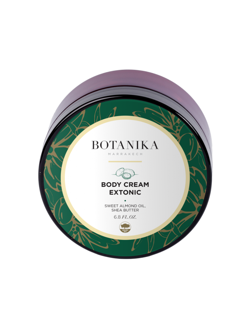 Botanika Body Cream Extonic