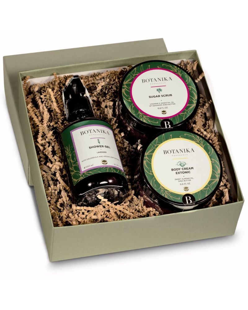 Botanika Marrakech / Body Beautiful Gift Set