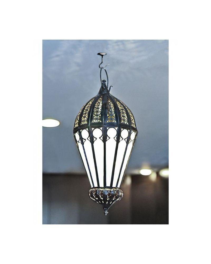 Kouba White Ceiling Lamp