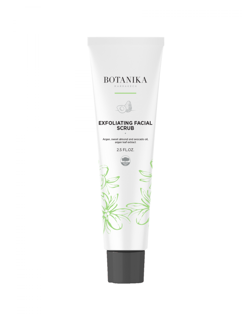 Botanika Exfoliating Facial Scrub