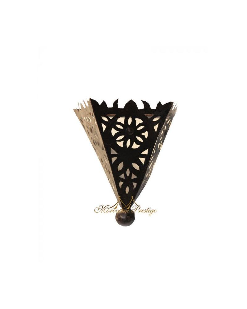 Moroccan Riad Sconce
