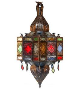 Moroccan Palace Lighting