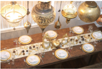 pendants which can be wired from your ceiling to sconces that attach to the wall